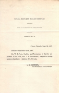 Circular No. 14-W.T. Ford Appointment