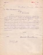 Service Record-M. Turnham