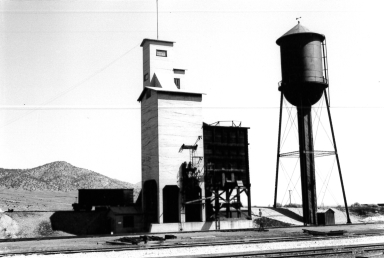 Coal Tower and Water Tower