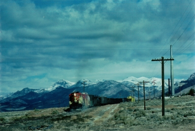 #401 with Freight