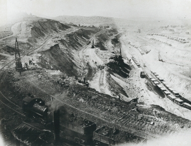 View of the Pit