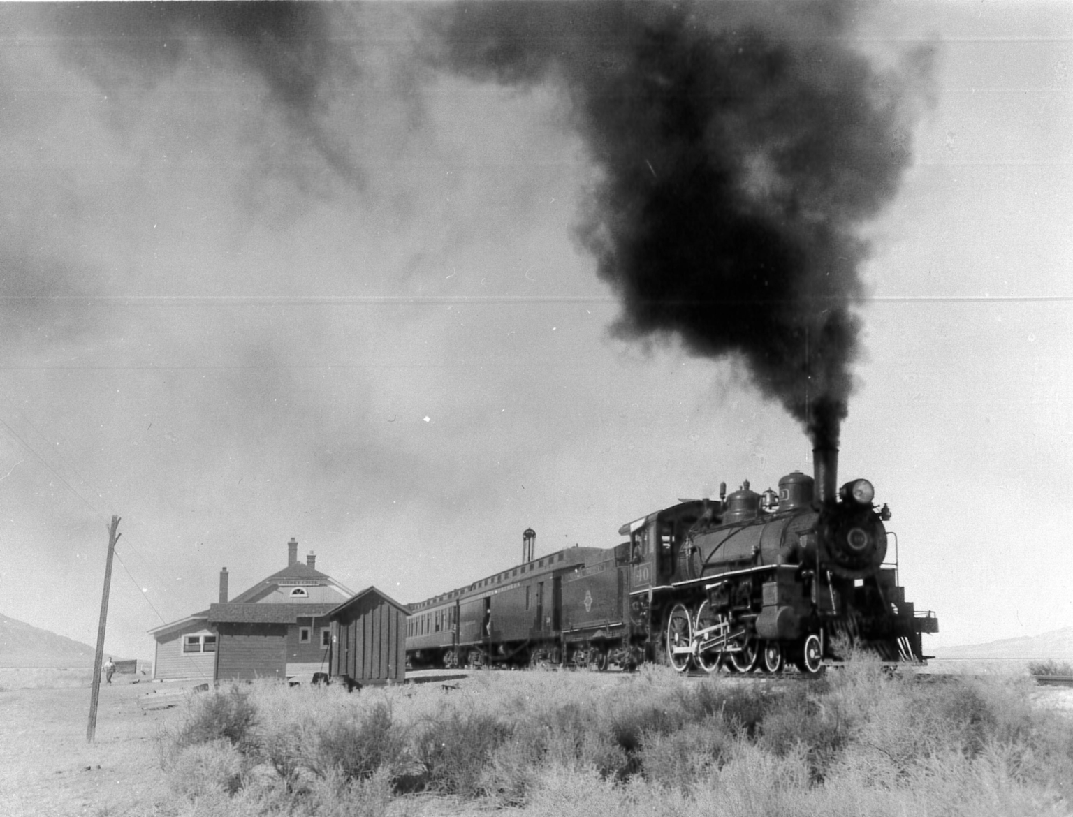 #40 with Excursion at Cherry Creek